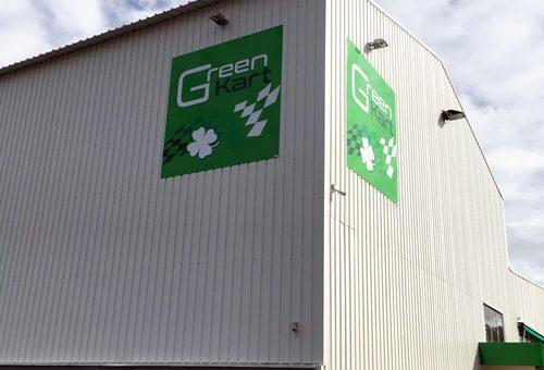 Ouverture de Green Kart !