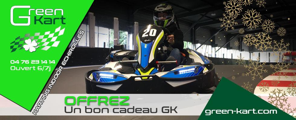 Piste de karting indoor Grenoble