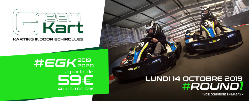 Kartings de Grenoble