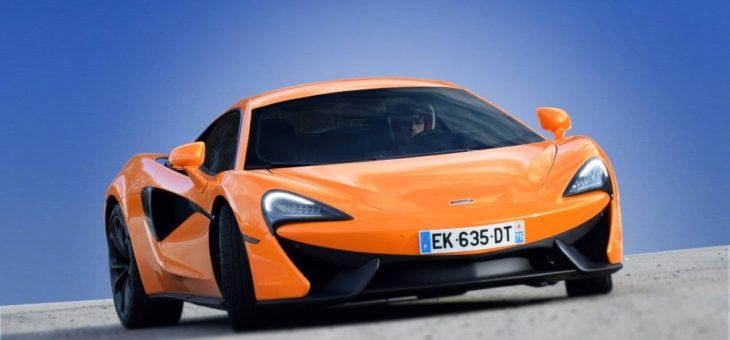 TOP GREEN : GAGNEZ votre stage de pilotage en McLaren !