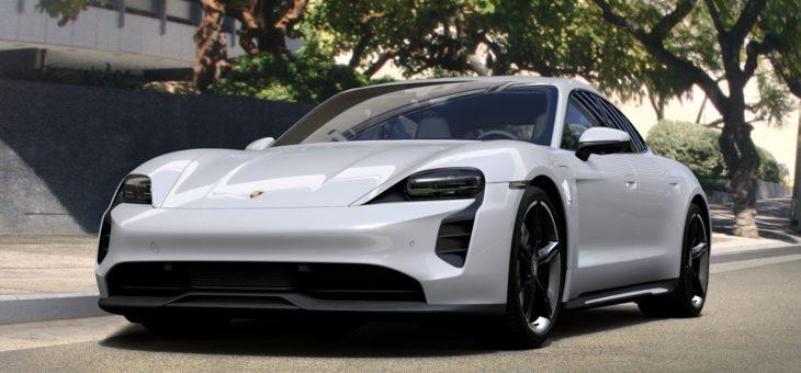 TOP GREEN : Gagnez votre stage de pilotage en Porsche Taycan