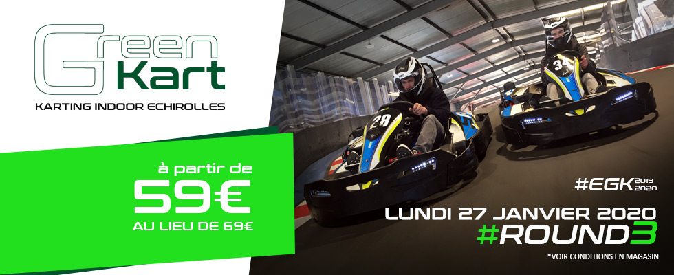 Endurance Karting Grenoble
