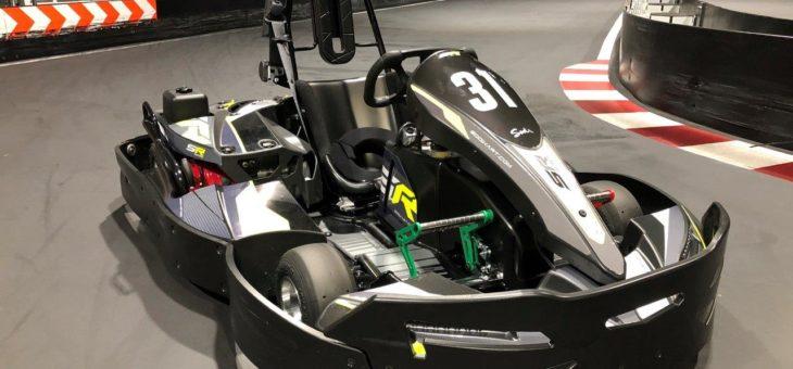 Nouveaux karts chez Green Kart !