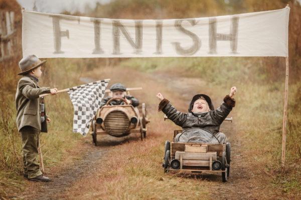 Stage karting enfant Green Kart